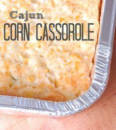 The BEST Ever Cajun Corn Casserole - Unexpected Elegance