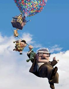 Pixar Animation Studios (Pixar) is an American computer animation film studio based in Emeryville, California. Pixar is a subsidiary of The Walt Disney Company. Up Pixar, Disney Pixar, Disney Up, Film Pixar, Pixar Movies, Disney Films, Sad Movies, Family Movies, Great Movies