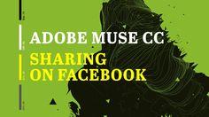 Adobe Muse Tips - Sharing on Facebook