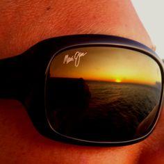 Maui Jim Sunset    Photo By: Cammy Fumar