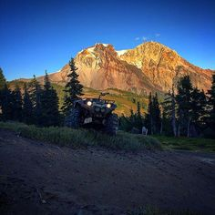 Awesome fan photo of the day from adub2211 #yamahagrizzly