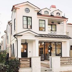 TOP 5 ELEVATION IDEA Is it time to update your home's exterior? Give your facade . Getting ready to paint your home's exterior? Boho Home, Dream House Exterior, Living Room Remodel, House Goals, House Front, Cabana, Home Fashion, Curb Appeal, My Dream Home
