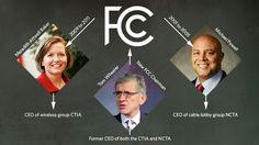 FCC revolving door