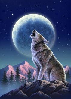 howling wolf - Google-haku