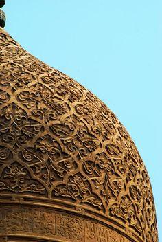 Mosque Dome  El Cairo  Egypt