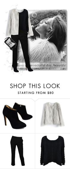 """Have a wonderful day"" by fashion-architect-style ❤ liked on Polyvore featuring Giuseppe Zanotti, Chicwish, Roberto Cavalli, Alice + Olivia and Carianne Moore"