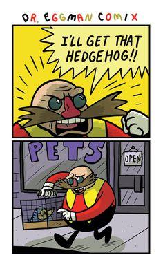 eggman! :D