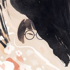Sagawa used free verse to explore her interiority through imagery: rather than relying on traditional forms, she expressed an individual relationship with the world and with nature. ILLUSTRATION BY ROMAN MURADOV