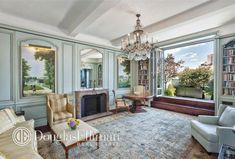 Academic Historian Philip Bobbit Sells his Scholarly Beekman Penthouse for $1.3 Million | 6sqft