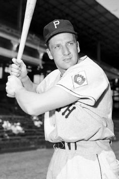 """Ralph Kiner, Born: 1922-10-27 - Died: 2014-02-06; Kiner, 91, was a Baseball Hall of Famer and sports broadcaster. He played professional baseball from 1946 to 1956 – mostly with the Pittsburgh Pirates. After that, he became a sports announcer and broadcaster well known for his show """"Kiner's Korner."""""""