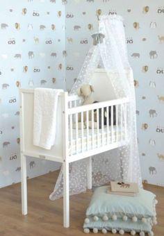 Papel de parede para quarto de bebê e criança | Casa | It Mãe