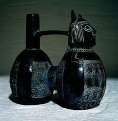 ancient peruvian pottery | SuperStock - Pre-Columbian Vessel, Chimu Pottery, Lima, Peru Ancient Peruvian, Peruvian Art, Some Image, Medieval Art, Ceramic Pottery, Flute, Royalty Free Images, Decorative Bells, Lima Peru