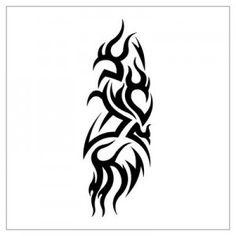 nice Upper Arm Tribal Tattoos For Men upper arm tribal tattoos for men-CXRn
