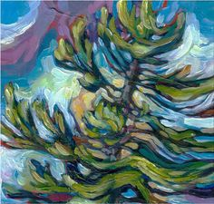 Page not found - Julia Veenstra Canadian Art, West Coast, Art Ideas, Landscapes, Workshop, Trees, Paintings, Sky, Happy