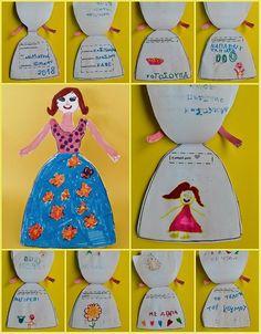 παιχνιδοκαμώματα στου νηπ/γειου τα δρώμενα: ένα βιβλιαράκι για τη μαμά μου... εκτυπώσιμο !!! Art For Kids, Crafts For Kids, Kid Art, Mother's Day Printables, Art Projects, Father, Christmas Ornaments, Holiday Decor, Blog