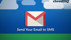 Send emails to sms text easily. Need to respond to an email quickly? Send it to text, and never miss an email again.