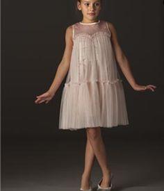 Something Nice For Kids - Love Pink Dress