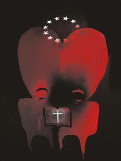 Il tumbalog di Gokachu - Artwork by Robert Del Naja (Massive Attack)