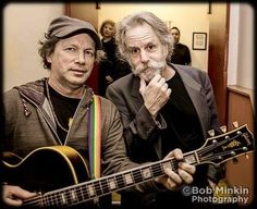 Steve Kimock & Bob Weir What a bunch of goofs Bob Weir, Forever Grateful, Grateful Dead, Music Lyrics, Gd, Soundtrack, Of My Life, Bobby, Musicians