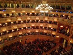 (1) Teatro La Fenice (@teatrolafenice) | Twitter Italy Tourism, Twitter, Theater, Tourism In Italy