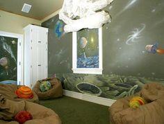 Cool Kids Bedroom Themes