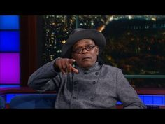 Samuel L. Jackson Tries Out Some New Catchphrases