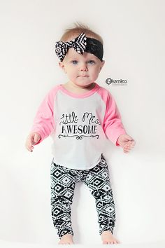 So cute! Love this for Maddie. https://www.etsy.com/listing/207272345/ready-to-ship-1824-month-black-white