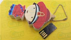 Monkey year U disk promotional gifts for company malls promotional cartoon graphics emperor Usb flash drive www.carausb.com