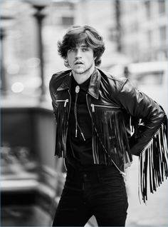 Urbane Cowboy: Miles McMillan Stars in The Sunday Telegraph Cover Story - The Fashionisto
