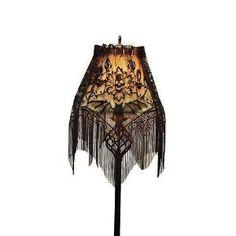 Halloween Lamp Shade Topper $26.99