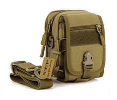 Popular Military Nylon Oblique Satchel Vice Bag Wear Belt Waist Bag 6 Inch Phone Bag Edc Tool Package Free Shipping To Produce An Effect Toward Clear Vision Engagement & Wedding