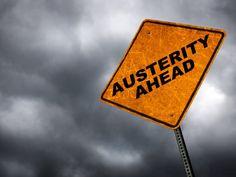 Austerity ahead | Anonymous ART of Revolution