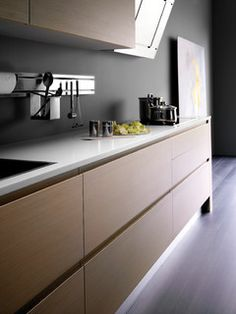 What's the Difference Between Modern and Contemporary Kitchen Styles ...