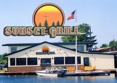 Fun Place to Fly - Sunset Grill, Three Lakes, WI