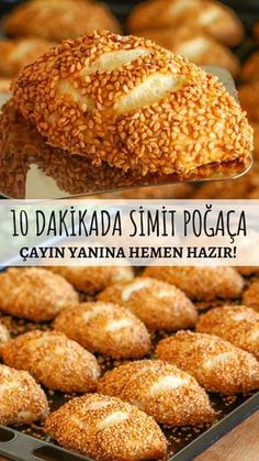 10 Dakikada Simit Poğaça Tarifi – Nefis Yemek Tarifleri – Vegan yemek tarifleri – Las recetas más prácticas y fáciles Turkish Recipes, Italian Recipes, Yummy Recipes, Mexican Food Recipes, Cake Recipes, Dessert Recipes, Yummy Food, Healthy Food, Dessert Sans Four