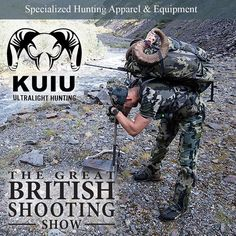 The British Shooting Show is very excited to announce that KUIU are a confirmed exhibitor for 2017. KUIU are committed to crafting the lightest most advanced mountain hunting clothing and equipment on earth. KUIU will be exhibiting in Gunmakers Hall 1. Dont delay book your tickets for the UKs premier trade and retail pure shooting show NOW! http://ift.tt/1wZPHOH #kuiu #ultralighthunting #specializedhunting #kuiunation #britishshootingshow #shootingnewsuk #globalgunroom #pureshooting