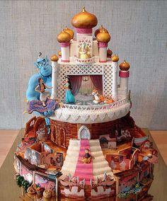 Aladdin cake!!!
