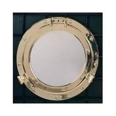 large round mirror - Google Search