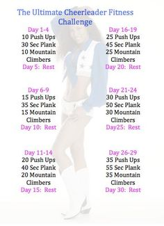 5 day workout challenge - Google Search