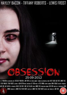 student made Horror Movie Poster
