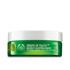 Masque de Nuit Effet Rebond Drop of Youth™ | The Body Shop