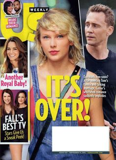 US WEEKLY MAGAZINE SEPTEMBER 19 2016 TAYLOR SWIFT MARGOT ROBBIE HARLEY QUINN USA