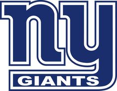 New York Giants NY Logo Window Wall Decal Vinyl Car Sticker Any ...