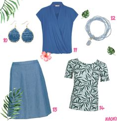Duurzame mode favorieten uit de lente collectie van watMooi - NAOKI