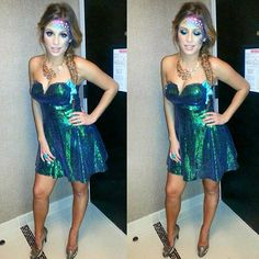 Pin for Later: 59 Mermaid Costumes You'll Flip For Scaled Dress