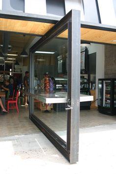 Big Front Door - Basile Studio #artstar #architecture #interiors