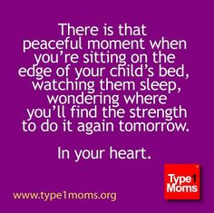 I'm pretty sure that my Daughter must have felt this way a time or two as she was at my Grandson's bedside .