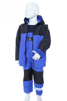 Original Microfleece Lined Jacket Royal / Navy Kids Overalls, Line Jackets, Royal Navy, Outdoor Outfit, Jumper, The Originals, Clothes, Fashion, Outfits