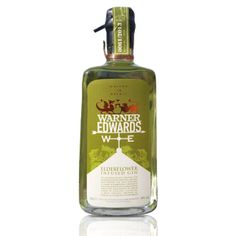 YES! Warner Edwards Elderflower Infused Gin