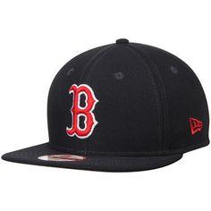 online retailer c0636 7a6de Boston Red Sox New Era Tribute Turn 9FIFTY Snapback Adjustable Hat - Navy